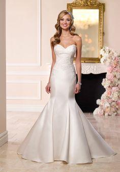 Stella York 6236 Mermaid Wedding Dress