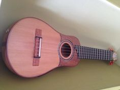 Timple typical instrument Canario by TimplesCarballo on Etsy, €350.00