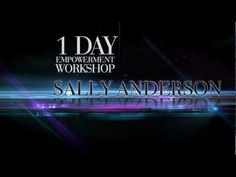 Sally Anderson - Free Fall Experience 1 Day Empowerment Workshop