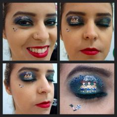 Makeup Brasil! Cobrança de falta =D