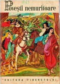 Povesti nemuritoare vol 9, Romanian communist era fairy tale children's book '68 Childrens Books, Magazines, Fairy Tales, Language, Children's Books, Journals, Children Books, Kid Books, Books For Kids