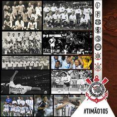 Sport Club Corinthians Paulista - Honramos muitas camisas através dos anos. Do…