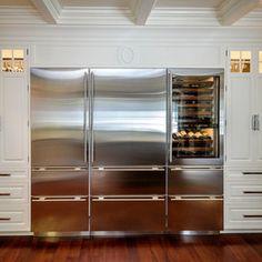 Major Kitchen Appliances #Kitchen Appliances Design Trends