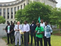 41 Nigerian nationals in the United States – many of whom are now Alabama State…