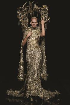 Paula Verhoeven at Tex Saverio, Jakarta Fashion Week 2012