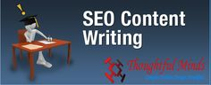 Thoughtful Minds lays strategic emphasis on SEO content to optimally balance the mix of SEO and sharing your story accurately. This is indeed a cornerstone for a website to be successful. With the in-house team of professional content writers, content is created after complete analysis of the industry and its keywords ensuring it to be Simple, Short, Easy and Clear.