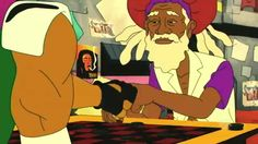 Animation Domination - Major Lazer: High On Life