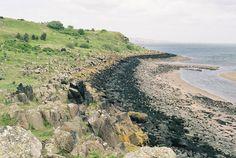 Take a trip to Cramond Island | 16 Ways To Experience Edinburgh On The Cheap
