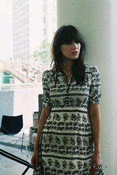 Daisy Lowe. I never ever paid attention to fashion until I saw her style ...