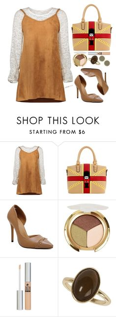 """""""TwinkleDeals"""" by simona-altobelli ❤ liked on Polyvore featuring ZuZu Luxe, Dorothy Perkins and House of Harlow 1960"""