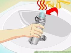 Image titled Remove Musty Odors from Vacuum Flasks Step 1