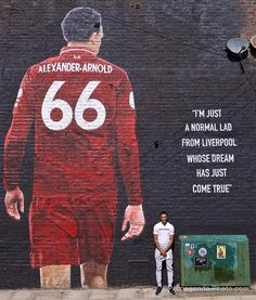 - Source by Liverpool Kop, Liverpool Anfield, Liverpool Legends, Liverpool Players, Liverpool Football Club, Liverpool Fc Wallpaper, Athlete Quotes, Alexander Arnold, Football Is Life