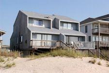 Park Place, 2513-B W. Oak Island Drive, Oak Island, NC, Ocean Front duplex