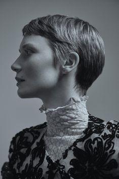 Duchess Dior: Mia Wasikowska by Carlos Serrao for Flaunt Magazine 2015