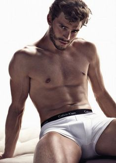 Calvin Klein With everyone all abuzz over the likelihood that Jamie Dornan...