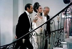 """""""My Fair Lady"""" Audrey Hepburn and Rex Harrison / 1964 / Warner Bros. Photo By Mel Traxel Audrey Hepburn, Movie M, World Movies, Tomorrow Is Another Day, I Believe In Pink, Woman Movie, My Fair Lady, Classy Men, Iconic Photos"""