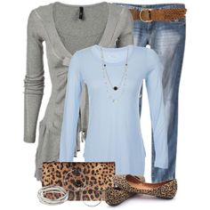 """""""Cozy Combo"""" by everythingkaren on Polyvore"""