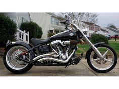 Check out this 2009 Harley-Davidson Softail ROCKER C listing in Virginia Beach, VA 23454 on Cycletrader.com. It is a Cruiser Motorcycle and is for sale at $11500.