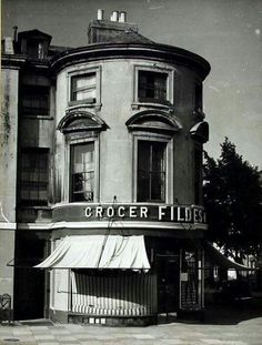 Fildes Grocers mid 1940's Montpellier. In my lifetime this venue has only ever been Montpellier Wine Bar.