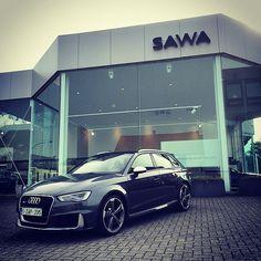 #Caroftheday #Audi #RS3 #New #SawaCenter Waterloo Belgium, Audi Rs3, Instagram Posts