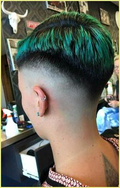 Ausgefallene Frisuren Mit Undercut In 2020 Ausgefallene Frisuren Haarschnitt Ideen Frisuren