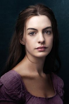 "Anne Hathaway in ""Les Miserables"", 2012"
