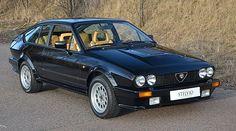 Modern Classic: Alfa Romeo GTV6 Grand Prix