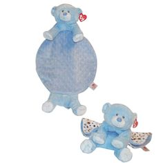 Carter Snuggle Buddy - $29.95 - the softest animal lovey (lovie) a child will ever have to love and cherish.  www.bibshoppe.com