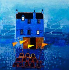 Image of Haar, Evening, George birrell