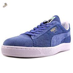 Vikky, Sneakers Basses Femme, Bleu (Blue Indigo White), 37.5 EUPuma