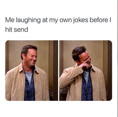 Cat Jokes, Funny Texts Jokes, Stupid Memes, Funny Quotes, Friends Series, Friends Tv Show, Dr Jason Fung, Self Help, I Laughed