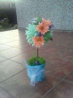 Drzewko kwiatowe idealny prezent na każdą okazję