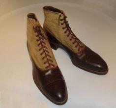 Men's Shoes ca. 1920