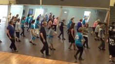 manhattan beach california line dance workshop ira weisburd 2016 - YouTube