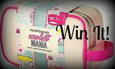 Win this cosmetic bag for Mother's Day