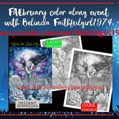 Adult Coloring, Coloring Pages, Full Moon, My Images, Line Art, February, Illustrations, Youtube, Etsy