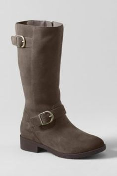 Got it.    Girls' Molly Riding Boots from Lands' End