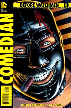 Before Watchmen: Comedian #1 - Smile; The Curse of the Crimson Corsair, The Devil in the Deep, Part Three (Issue)