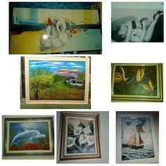 Algumas de minhas obras