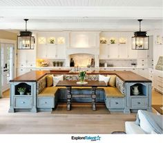 My future kitchen and dinning room combo