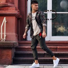 """3,828 Likes, 32 Comments - The Highest Street Fashion® (@higheststreetfashion) on Instagram: """"Follow @higheststreetfashion for the highest fashion pics ✔ . Outfit by @artur__fit What do…"""""""