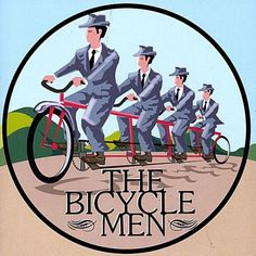 The Bicycle Men ~ Anonym