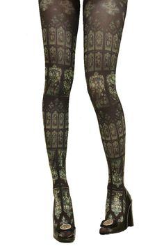 Grimoire Verum Vitrail Tights 1 « Lace Market: Lolita Fashion Sales and Auctions