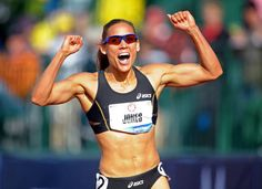 Dear #lolojones thank you for inspiring me to become hurdler. None of this would be possible without you. #thankyou <3