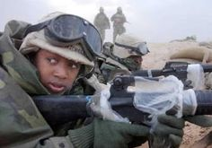 Nigeria Military stops admission of combatant female cadets