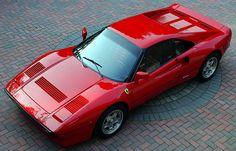 An Italian Classic: The Ferrari 288 GTO