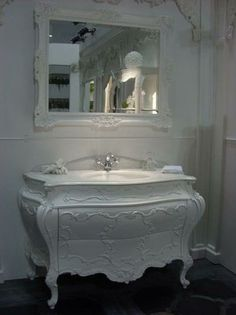 Repurposed Furniture Ideas | repurposed furniture, love this / bath ideas - Juxtapost