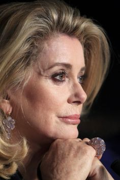 Catherine Deneuve to receive lifetime achievement award at the Montreal World Film Festival
