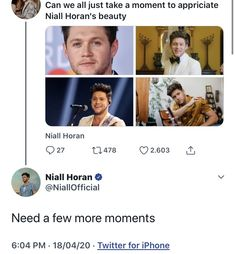 One Direction Images, One Direction Facts, I Love One Direction, Really Funny Memes, Funny Relatable Memes, Stupid Funny, Niall Horan, 1d Imagines, 5sos