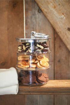 Cordoba Triple Storage Jar